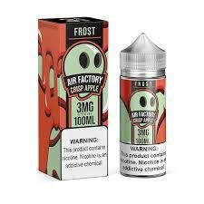 Juice - Air Factory Crisp Apple - 100ml