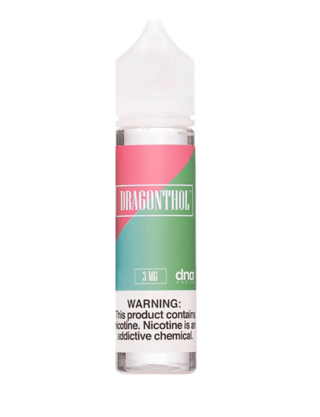 Juice - Dna Vapor Dragonthol - 60ml