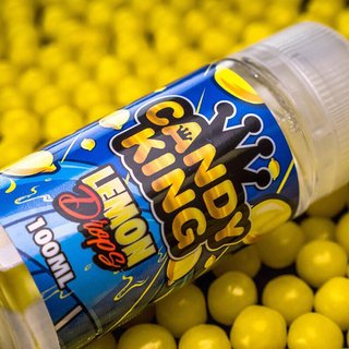 Juice - Candy King Lemon Drops - 100ml