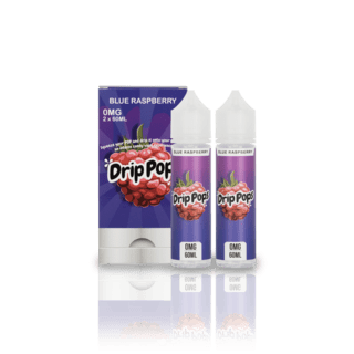 Juice - Drip Pops - Blue Raspberry - 60ml