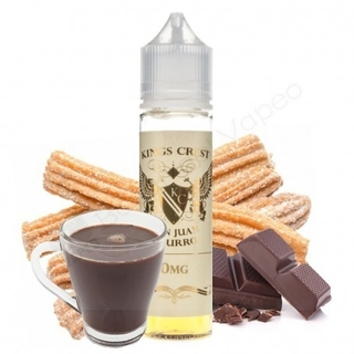 Juice - Kings Crest - Don Juan Churro - 60ml