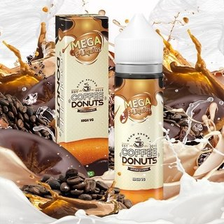 Juice - Mega - Coffee Donuts - 60ml