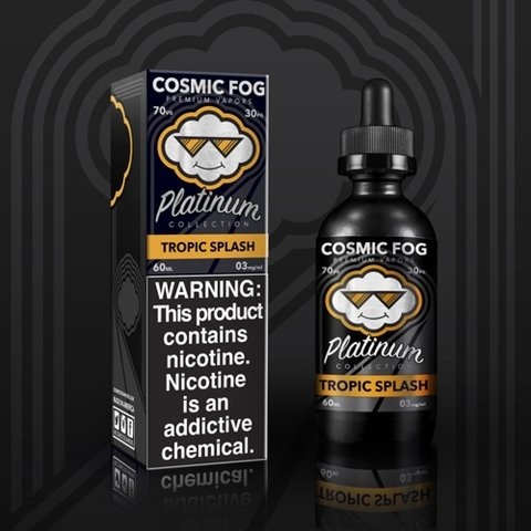 Juice - Cosmic Fog Platinum - Tropic Splash - 60ml