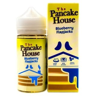 Juice - The Pancake House - Blueberry Flapjacks - 100ml