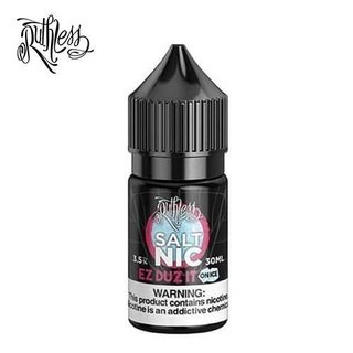 SaltNic - Ruthless - Ez Duz It On Ice- 30ml