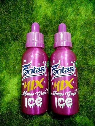 Juice - Fantasi - Mango Grape Ice - 65Ml