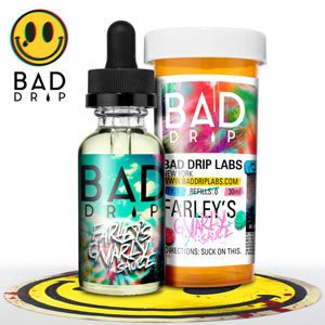 SaltNic - Bad Drip Labs - Farley'S Gnarly Sauce -30ml