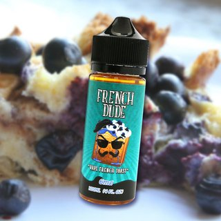 Juice -  Pancakeman - Vape French Toast - - 120ml