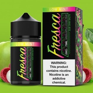 Juice - Fresca - Green Apple Lychee Pear - 75ml