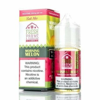 SaltNic - Fresh Farms - Morning Melon - 30ml