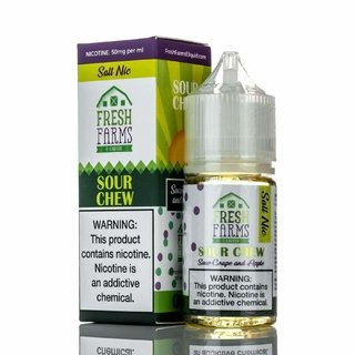 SaltNic - Fresh Farms - Sour Chew - 30ml