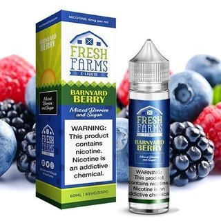 Juice - Fresh Farms - Barnyard Berry