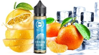 Juice - Blends - Frozen Heart - 30ml