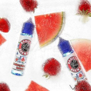 Juice - Barista Brew Co. Frozen Strawberry Watermelon Refresher - 60ml