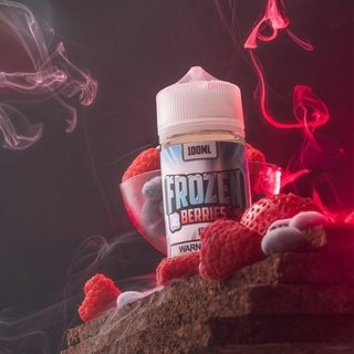 Juice - Frozen Berries By Frozen Vape Co.  - 100ml