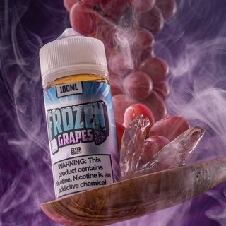 Juice - Frozen Grapes By Frozen Vape Co.  - 100ml