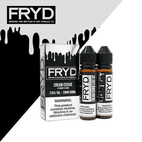 Juice - FRYD - Cream Cookie - 60ml