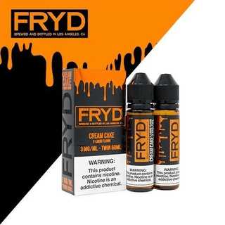 Juice - FRYD - Cream Cake - 60ml