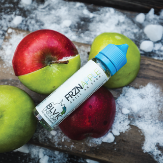 Juice - Blvk - FrznApple  - 60ml