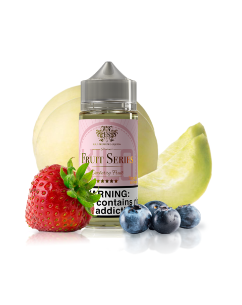 Juice - Kilo - Fruit Series - Dewberry Fruit - 100ml