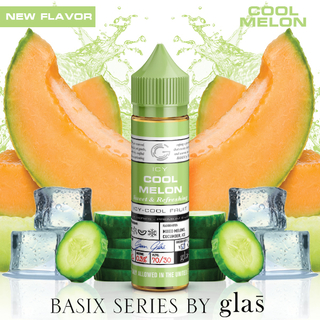 Juice - Basix - Cool Melon - 60ml