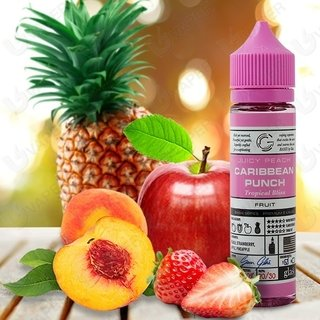 Juice - Basix Series - Caribbean Punch By Glas  - 60ml