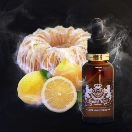 Juice - Giardini - Glazed Lemon - 30ml
