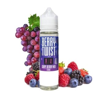 Juice - Twist - Grape Berry Mix - 60ml