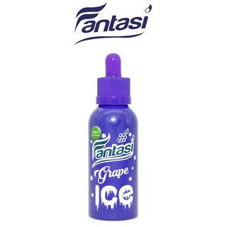 Juice - Fantasi - Grape Ice - 65Ml