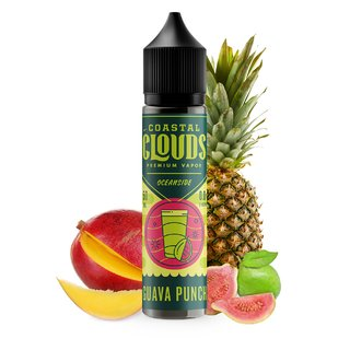 Juice - Coastal Clouds - Guava Punch - 60ml