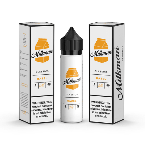 Juice - The Milkman - Hazel - 60ml