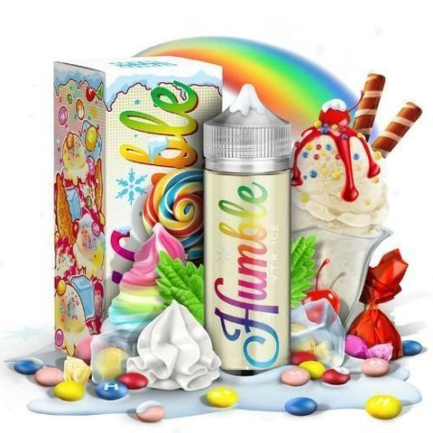 Juice - Humble - Vape The Rainbow Ice - - 120ml