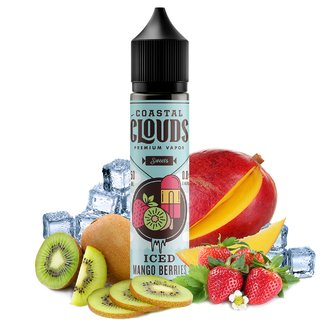 Juice - Coastal Clouds - Iced Mango Berries - 60ml