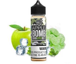 Juice - Vgod - Apple Bomb Ice - 60ml