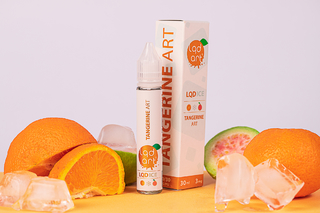 Juice - LQD ART - Tangerine Art - 30ml