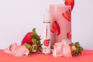 Juice - LQD ART - Strawberry Art - 30ml