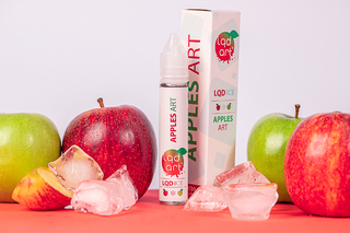 Juice - LQD ART - Apples Art - 30ml
