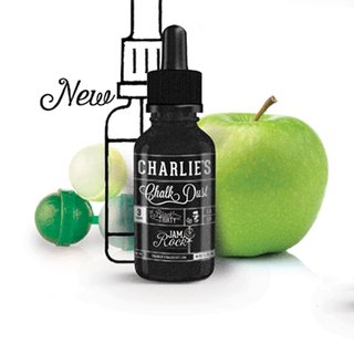 Juice - Charlie'S Chalk Dust - Jam Rock - 60ml