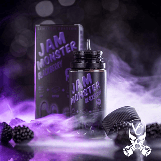 Juice - Jam Monster - Blackberry - 100ml
