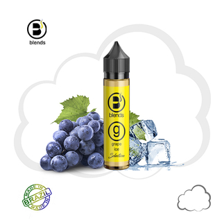 Juice - Blends - Grape Ice - 30ml
