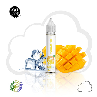 Juice - LQD ART - Mango Art - 30ml