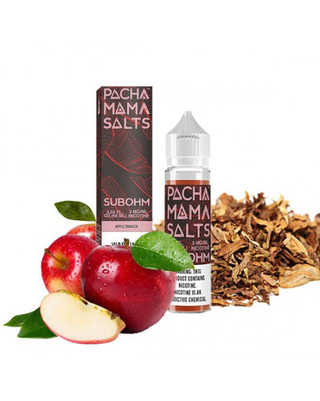 Juice - Pachamama - Apple Tobacco - 60ml