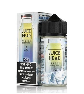 Juice - Juice Head - Blueberry Lemon Freeze - 100ml