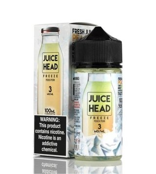 Juice - Juice Head - Peach Pear Freeze - 100ml