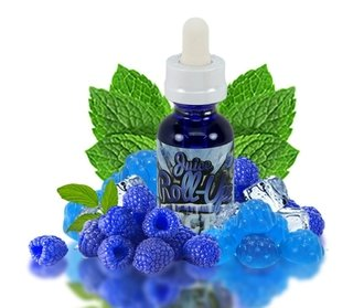 Juice -  Roll Upz - Blue Raspberry Ice - 60ml