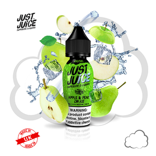 Juice - Just Juice - Apple Pear Ice - 60ml