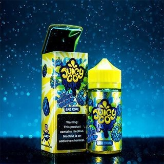 Juice - Juicy Co - Blue Raspberry Blast - 100ml