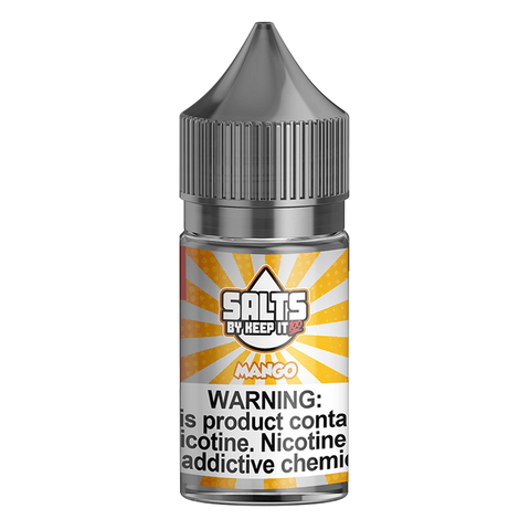 SaltNic - Keep IT 100 - Mango - 30ml