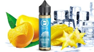 Juice - Blends - Killer Frost - 30ml