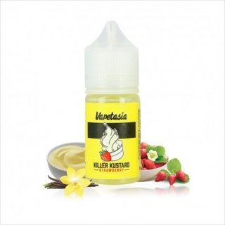 SaltNic - Vapetasia - Killer Kustard Strawberry- 30ml